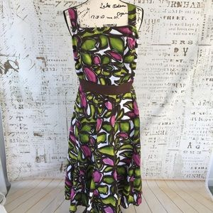 Lane Bryant linen blend sundress sz 22